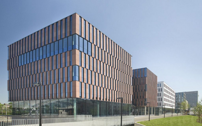 Tiensevest Office Complex